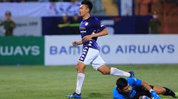 """""""Chân gỗ"""" khiến thầy Park phì cười sở hữu thống kê cực khủng tại Hà Nội FC"""