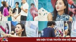 """Dàn sao """"Nhà trọ Balanha"""" khiến fan Hà Nội náo loạn"""