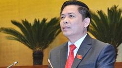 Đường sắt Cát Linh - Hà Đông chậm tiến độ, Bộ trưởng Nguyễn Văn Thể xin rút kinh nghiệm