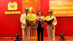 Phó Tư lệnh Bộ Tư lệnh Cảnh vệ làm Giám đốc Công an Yên Bái thay Tướng Đặng Trần Chiêu