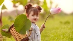 Nguyễn Ngọc An Nhiên: Cô bé triệu view của làng thời trang trẻ em