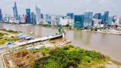 Thiết kế cầu đi bộ vượt sông Sài Gòn có hình lá dừa nước