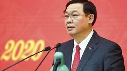 """Bí thư Thành ủy Hà Nội: """"Phát triển kinh tế-xã hội vừa qua như cuộc thi Đường lên đỉnh Olympia..."""""""