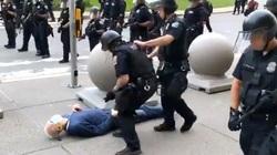 Việt Nam quan tâm đến các cuộc biểu tình bạo lực ở Mỹ