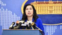 Việt Nam lên tiếng về công hàm của Mỹ liên quan đến Biển Đông