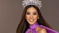 Hoa hậu Khánh Vân đội vương miện, khoe thần thái cuốn hút