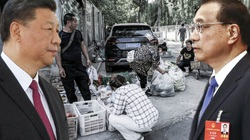 Lãnh đạo Trung Quốc bất đồng ý kiến việc cho dân bán hàng rong sau dịch