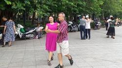 Những bước nhảy tràn ngập niềm vui