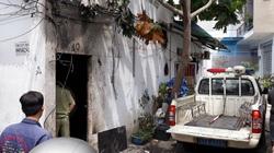 Truy bắt người nghi đốt nhà trọ làm một phụ nữ và hai bé trai tử vong