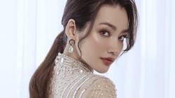 Á hậu Trương Tri Trúc Diễm đẹp kiêu sa trong bộ áo dài cưới
