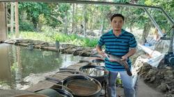 Nuôi cá thát lát cườm đặc sản thành công, một nông dân thu 1,5 tỷ mỗi năm