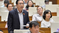 ĐBQH Lưu Bình Nhưỡng: Hà Nội tăng thêm phần tốt, giảm phần tiêu cực với tỷ lệ 70-30 thì quá tốt