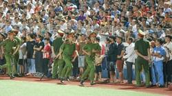 Trận HL.Hà Tĩnh - Hà Nội FC xuất hiện điều chưa từng có tại châu Á