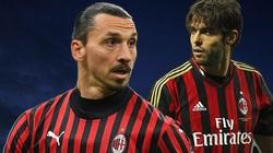 Kaka và Ibrahimovic tái hợp tại Serie B?