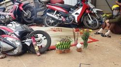 Vụ xe lao vào chợ 5 người chết thảm: Kinh hoàng thời khắc bị cuốn vào gầm xe