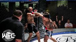 Võ sĩ MMA gốc Việt hạ gục võ sĩ Mỹ bằng seri hơn 10 cú đấm