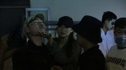 Lần đầu đóng phim hành động, Minh Hằng ra tay quá đà làm cascadeur chảy máu mũi