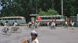 Ngắm lại công viên Thống Nhất ở Hà Nội năm 1991