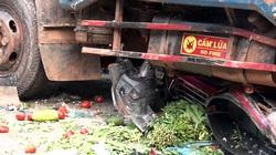 Khởi tố vụ ô tô tải tông chết 5 người trước chợ