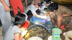 Nắng nóng gay gắt, cua đồng Nghệ An cán mốc 100.000 đồng/kg