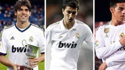 5 thương vụ thất bại của Real Madrid trong 1 thập niên qua
