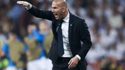 Real thắng đậm, vì sao HLV Zidane vẫn mắng nhiếc học trò?