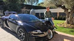 9 siêu xe đắt nhất làng bóng đá: Ronaldo không có đối thủ