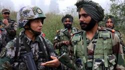 Sĩ quan Ấn Độ cùng binh lính thiệt mạng vì đụng độ quân TQ ở biên giới tranh cấp