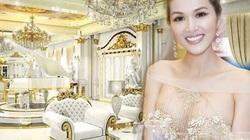 4 người đẹp Việt ở dinh cơ dát vàng, biệt thự trăm tỷ vạn người mơ