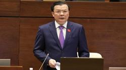 """Thu ngân sách thấp nhất trong 6 năm, Bộ trưởng Tài chính đề nghị """"cắt"""" 70% kinh phí công tác"""