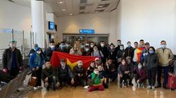 Một ngày 2 chuyến bay đưa công dân Việt Nam từ nước ngoài trở về