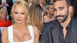 Trung vệ người Pháp khoe 'yêu' Pamela Anderson 12 lần một đêm