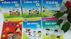 Sách giáo khoa lớp 1 mới: Nhiều băn khoăn về giá sách, cách sử dụng