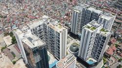"""Được tăng hàng trăm căn hộ, """"siêu"""" dự án Hinode City lại tiếp tục xin điều chỉnh hợp thức vi phạm"""