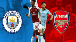 Xem trực tiếp Man City vs Arsenal trên kênh nào?