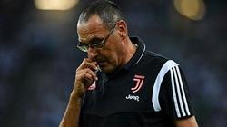 Juventus mất Coppa Italia, HLV Sarri thẳng thừng chỉ trích Ronaldo