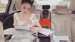 """HOT showbiz: Ngọc Trinh lộ thu nhập """"khủng"""" 4 tỷ đồng/ngày, chuẩn """"đại gia ngầm"""" showbiz?"""