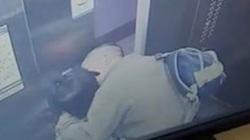 NÓNG: Tạm giữ người đàn ông nghi dâm ô bé trai trong thang máy ở Hà Nội