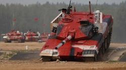 Một số xe tăng mới nhất và mạnh nhất của Trung Quốc đang trực chiến ở biên giới Ấn Độ