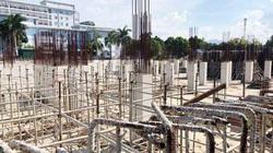 Quảng Ngãi: Dự án bệnh viện 1.100 tỷ thành bãi cọc nham nhở