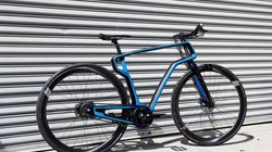 Bà Lê Diệp Kiều Trang đầu tư vào startup xe đạp sợi carbon, nặng chưa tới 1kg
