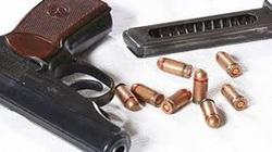 TT-Huế: Đối tượng truy nã bị bắt khi đang tàng trữ súng đạn và ma túy