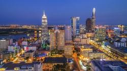 Quận 1 - TP Hồ Chí Minh sầm uất, hiện đại khi nhìn từ trên cao