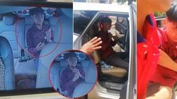 CLIP: Ngăn cản kịp thời một thanh niên tự cứa dao vào cổ để tự sát
