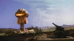 Kinh hãi khẩu pháo hạt nhân của Liên Xô thời chiến tranh Lạnh