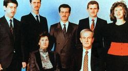 Tiết lộ về gia đình đầy quyền lực của Tổng thống Syria