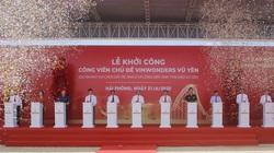 Khởi công xây dựng công viên chủ đề lớn nhất Việt Nam