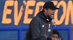 Liverpool bị Everton cầm chân, HLV Klopp thừa nhận 1 điều