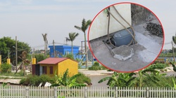"""UBND tỉnh Nam Định tiến hành """"họp khẩn"""" vụ nhà máy nước gần 100 tỷ đồng không phép"""