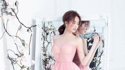 """Ngọc Trinh mặc váy xuyên thấu đẹp như công chúa bị """"soi"""" chi tiết kém duyên"""
